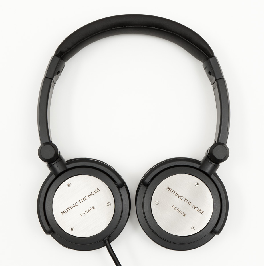 Phonon 4400 Muting The Noise Headphones Muting The Noise
