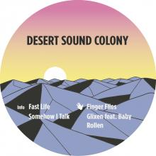 TFAD, touch from a distance, fast life ep, Desert Sound Colony