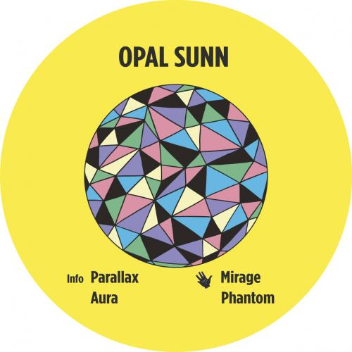 TFAD, touch from a distance, opal sunn, parallax ep
